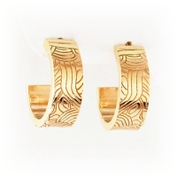 7.7025_Earrings_Gold_Murano