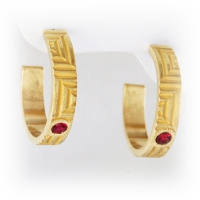 7-7008_earrings_gold_hoops