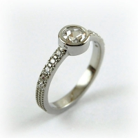 7.3110_Ring_Gold_Rose_Cut_Diamond