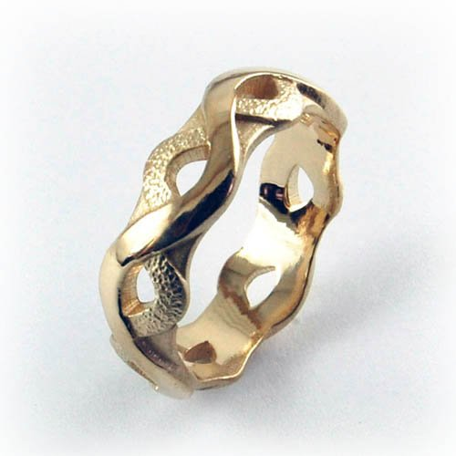 buzz titanium s duck rustic rings ring band carved men wedding hunting laser