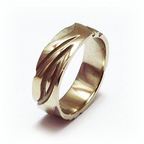 Wedding Rings Rustic Equinox Jewelers Portland Oregon