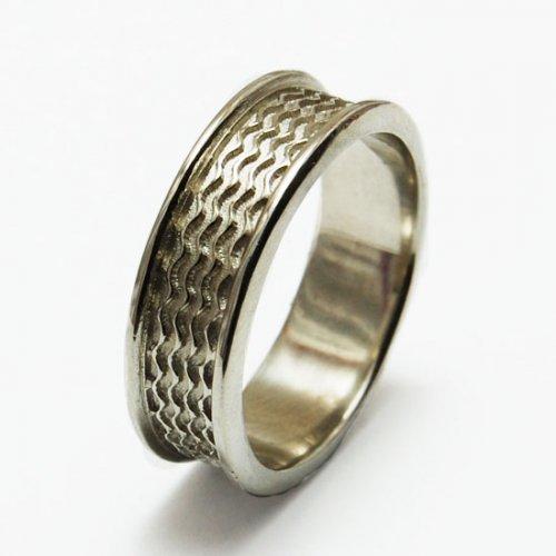 58 portland wedding bands wedding rings woven looks