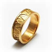 7-2017_ring_gold_marsh_reeds_band