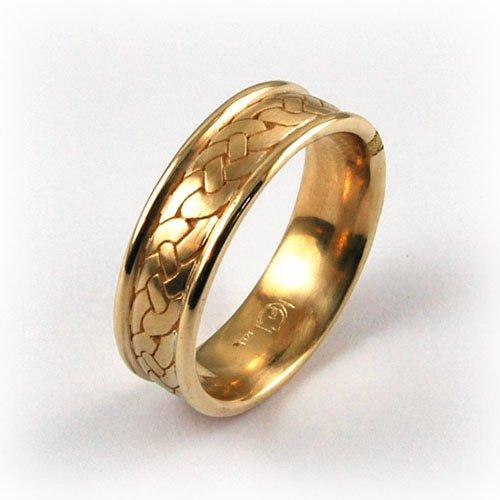 wedding rings woven looks equinox jewelers portland